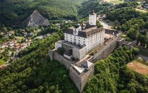 Martinihof Burg Forchtenstein