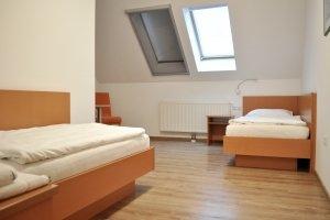 Martinihof Appartement Zimmer 2
